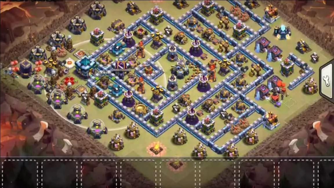 best th13 war base