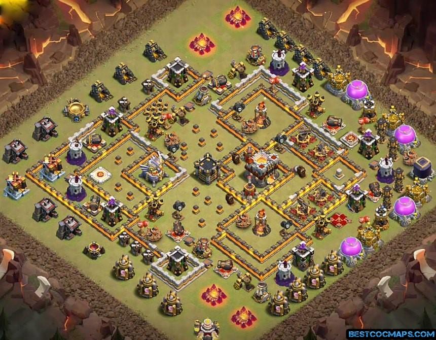 level 11 war design anti everything