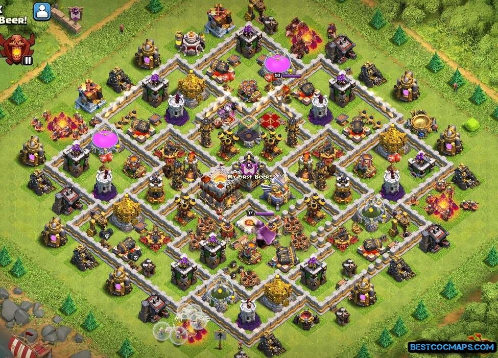 best th11 trophy base link