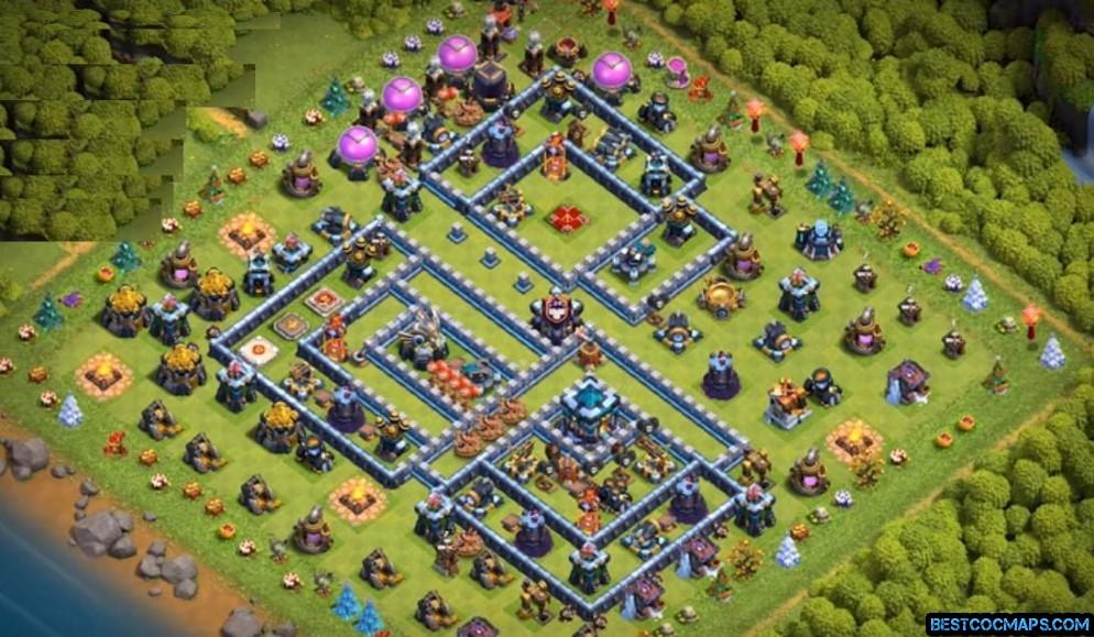th13 cwl trophy base