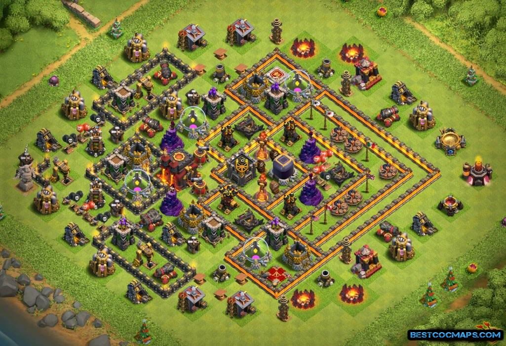 level 10 farming base links