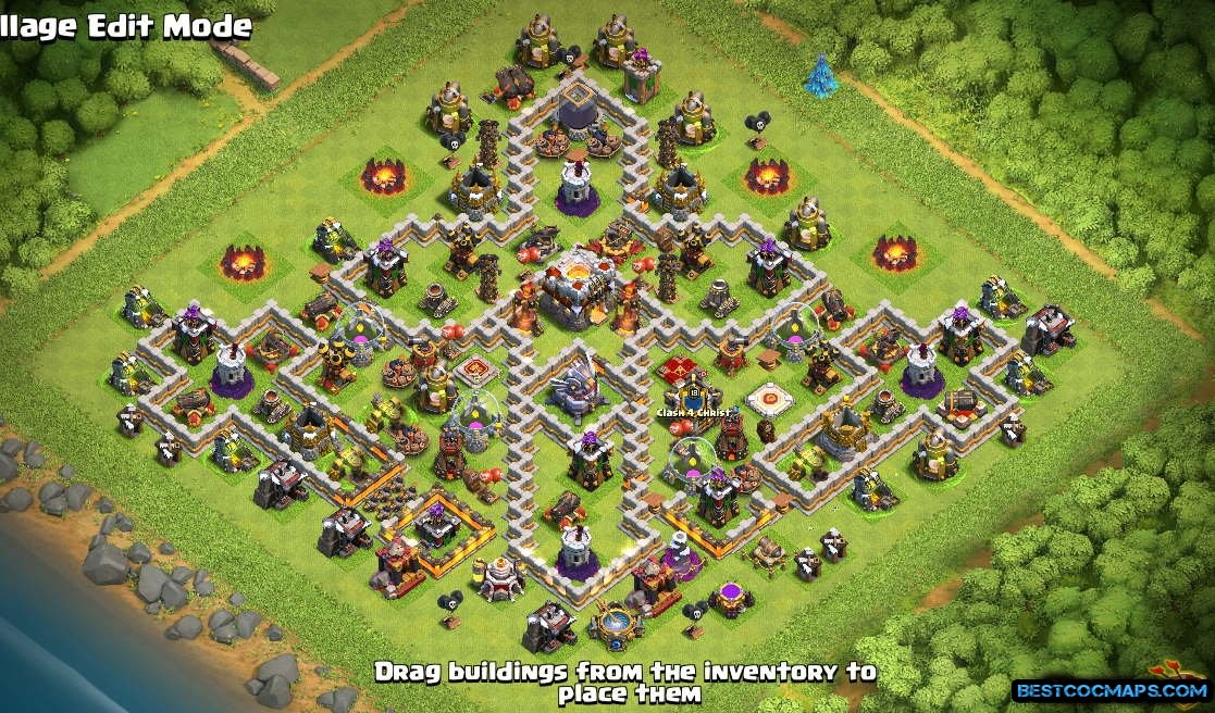 th11 trophy layout link