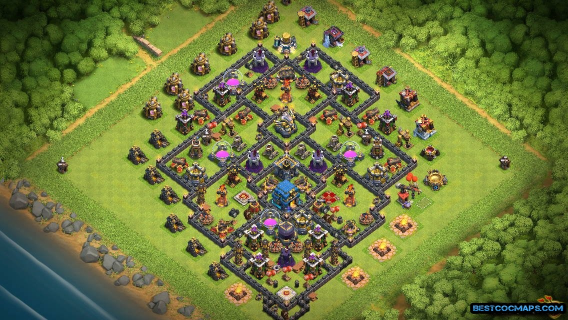 level 12 loot protection village