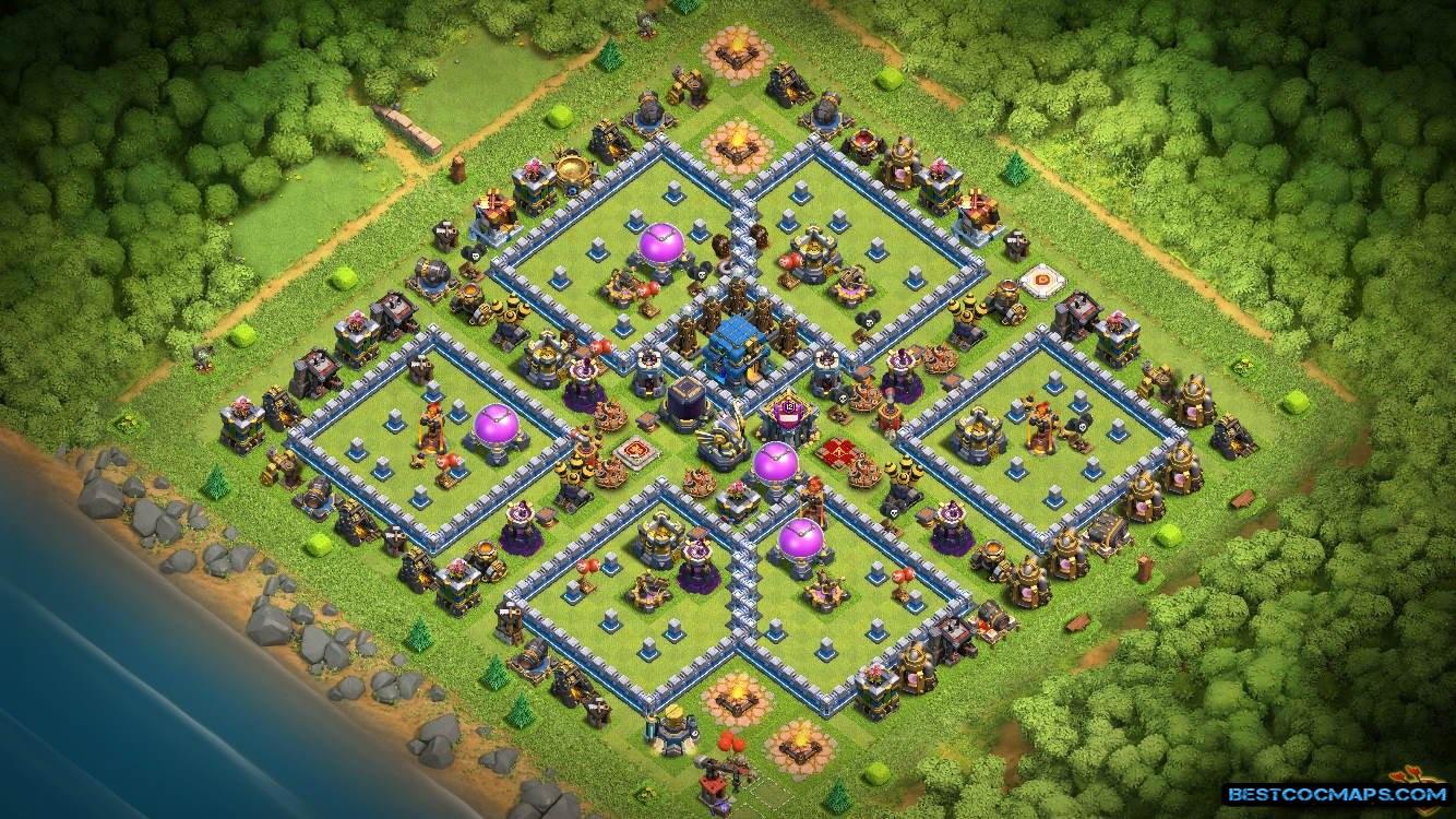 th12 farming base