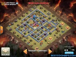 best TH12 base layout
