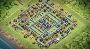 TH13 Base Layout Links