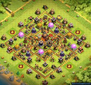 TH10 Farming Bases