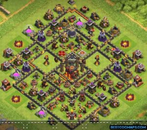 Best TH10 Trophy Bases