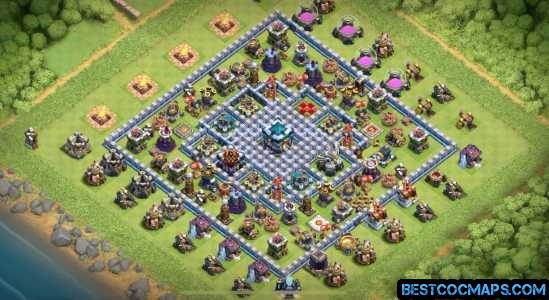 th13 farm trophy base