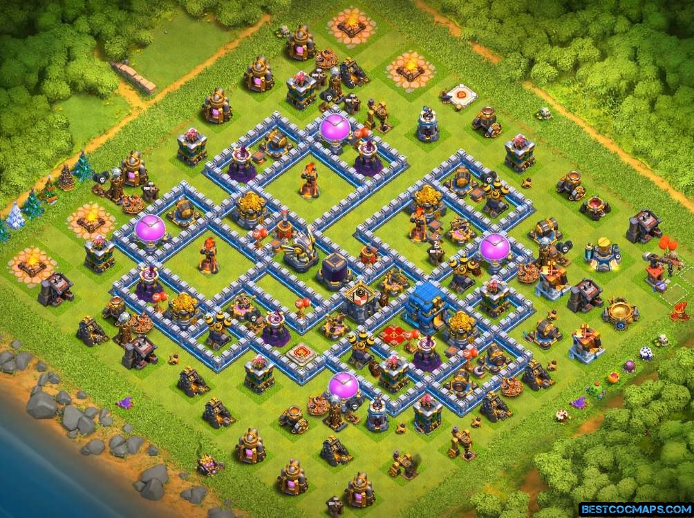 best th12 base link anti everything
