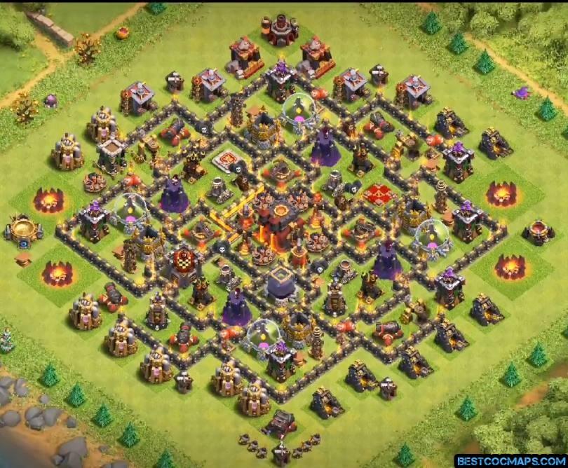 th10 base anti 3 star