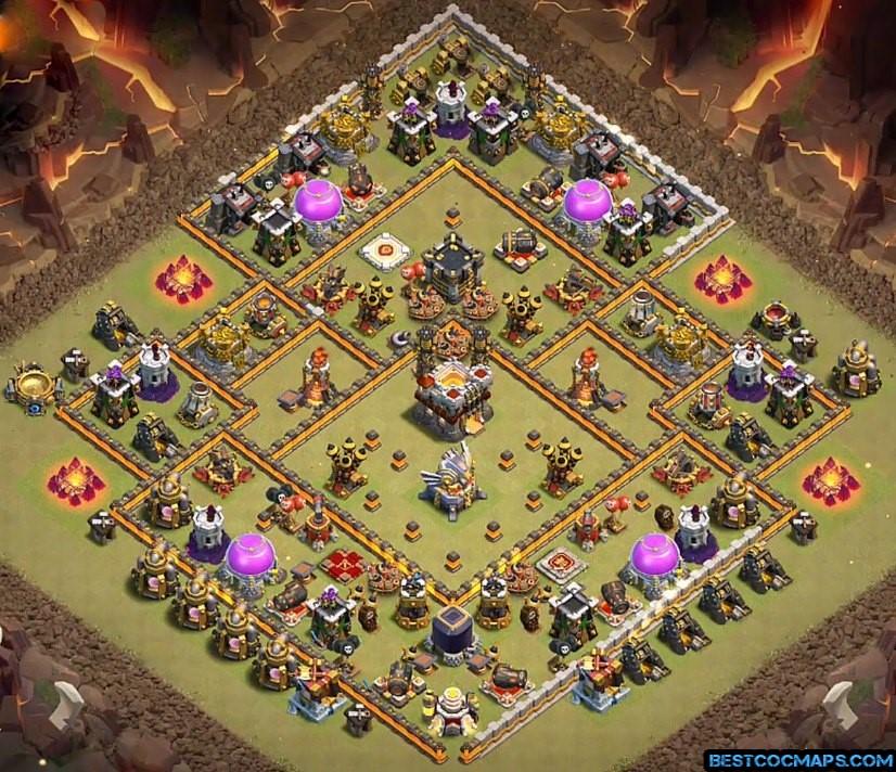 best th11 defense base link