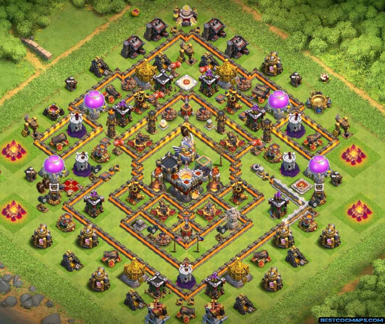 level 11 trophy design link
