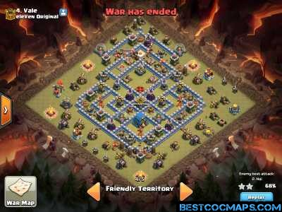 level 12 base layout