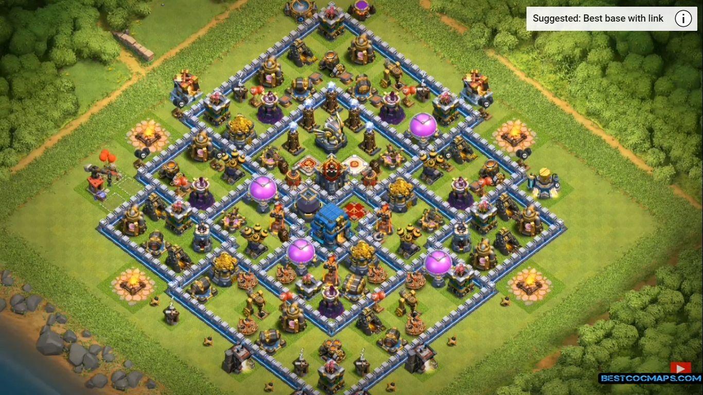 th12 farming base anti 3 stars