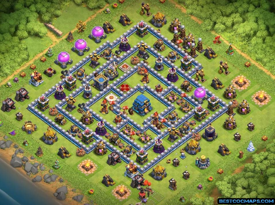 th12 trophy layout link