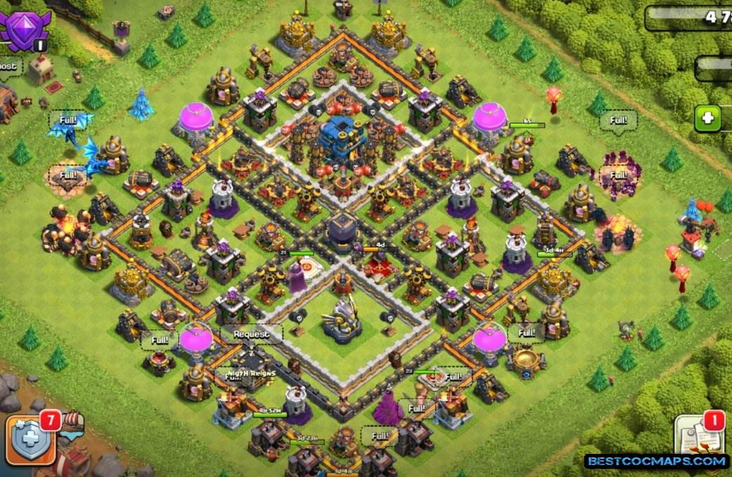 best level 12 trophy design link