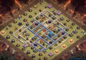 Best TH12 War Base