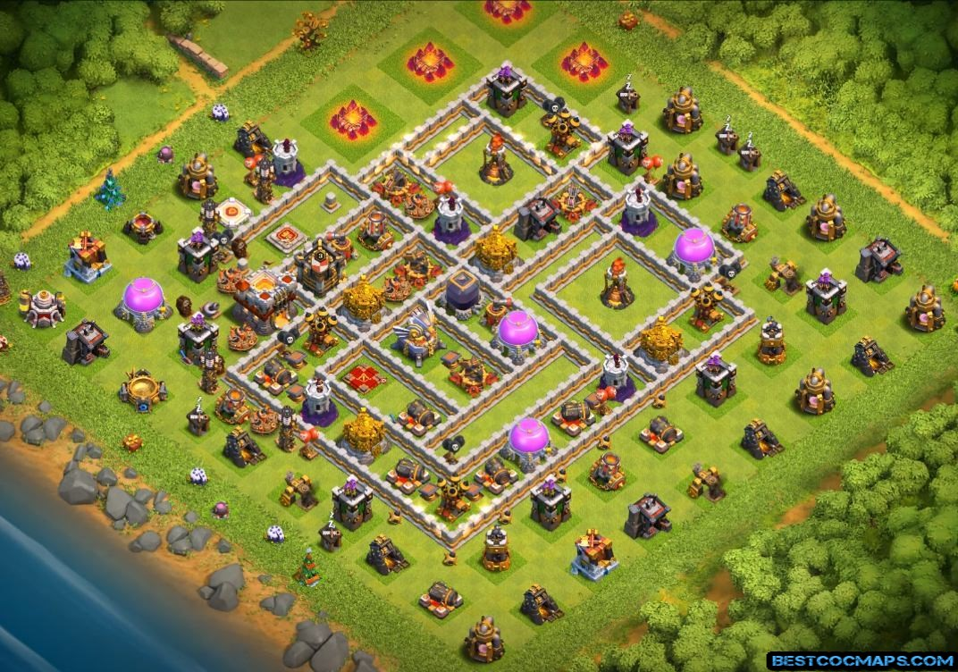 th11 farming base