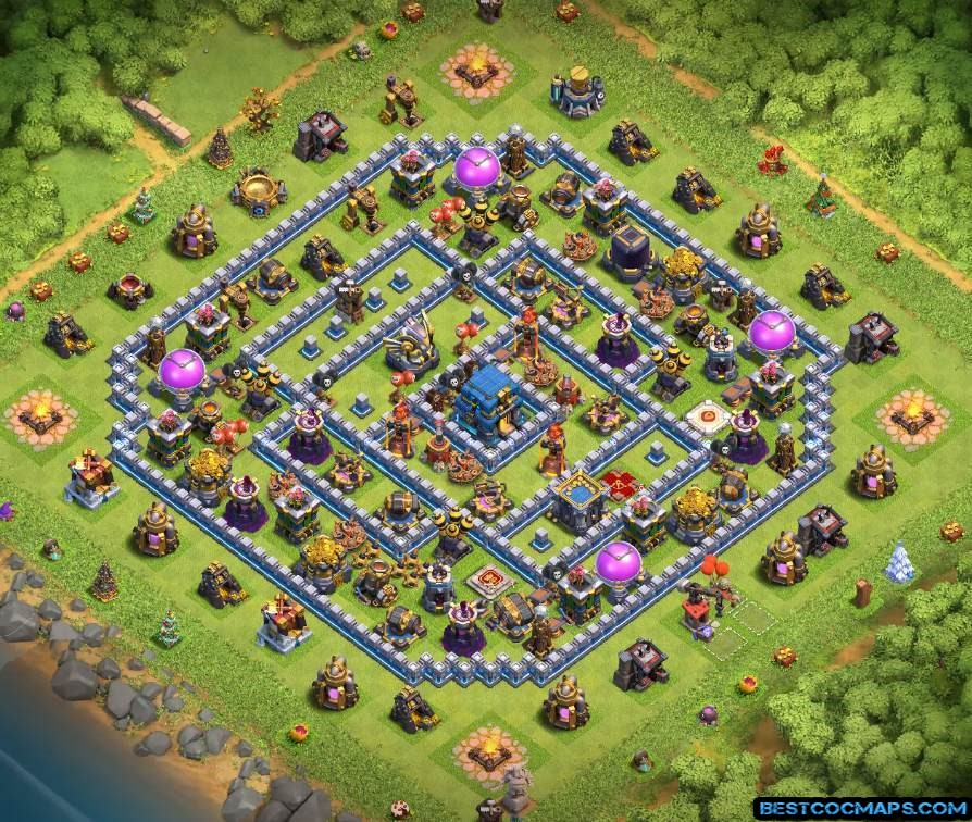 th12 trophy base link anti everything