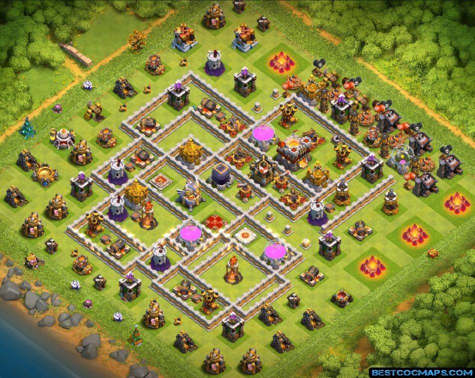 th11 farming base link