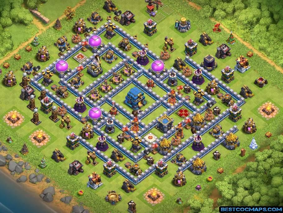 level 12 trophy base link