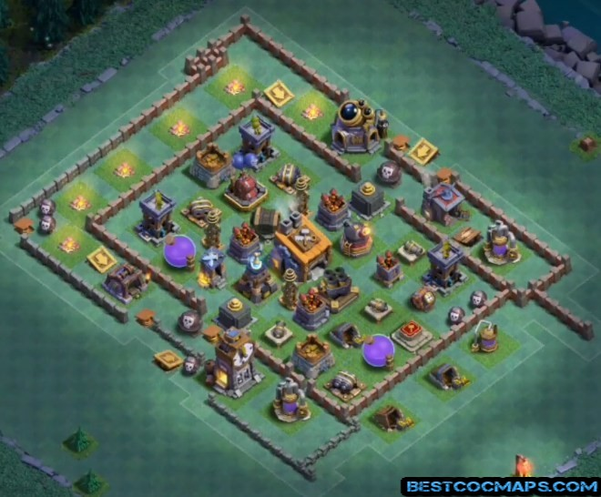bh8 base layout link