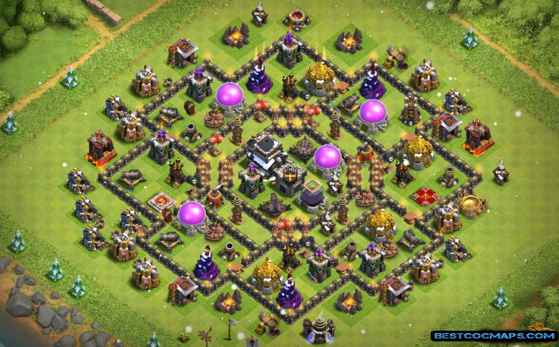 th9 war base attack strategy