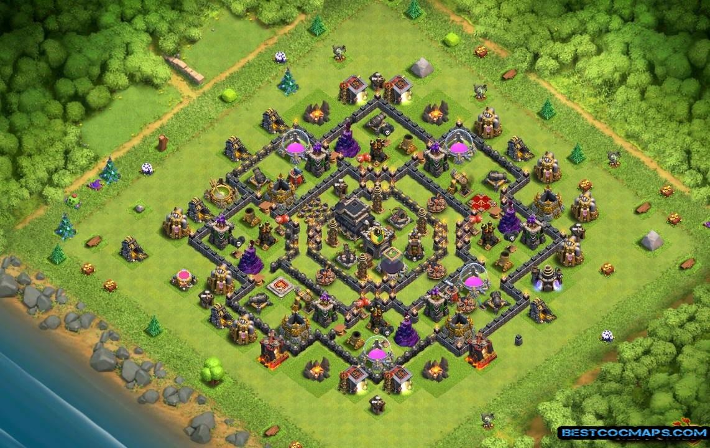 th9 trophy base anti everything