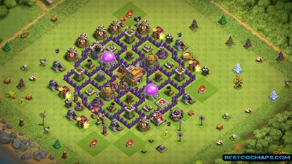 th7 anti 2 stars base