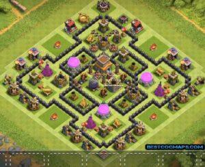 best Th8 Farming bases