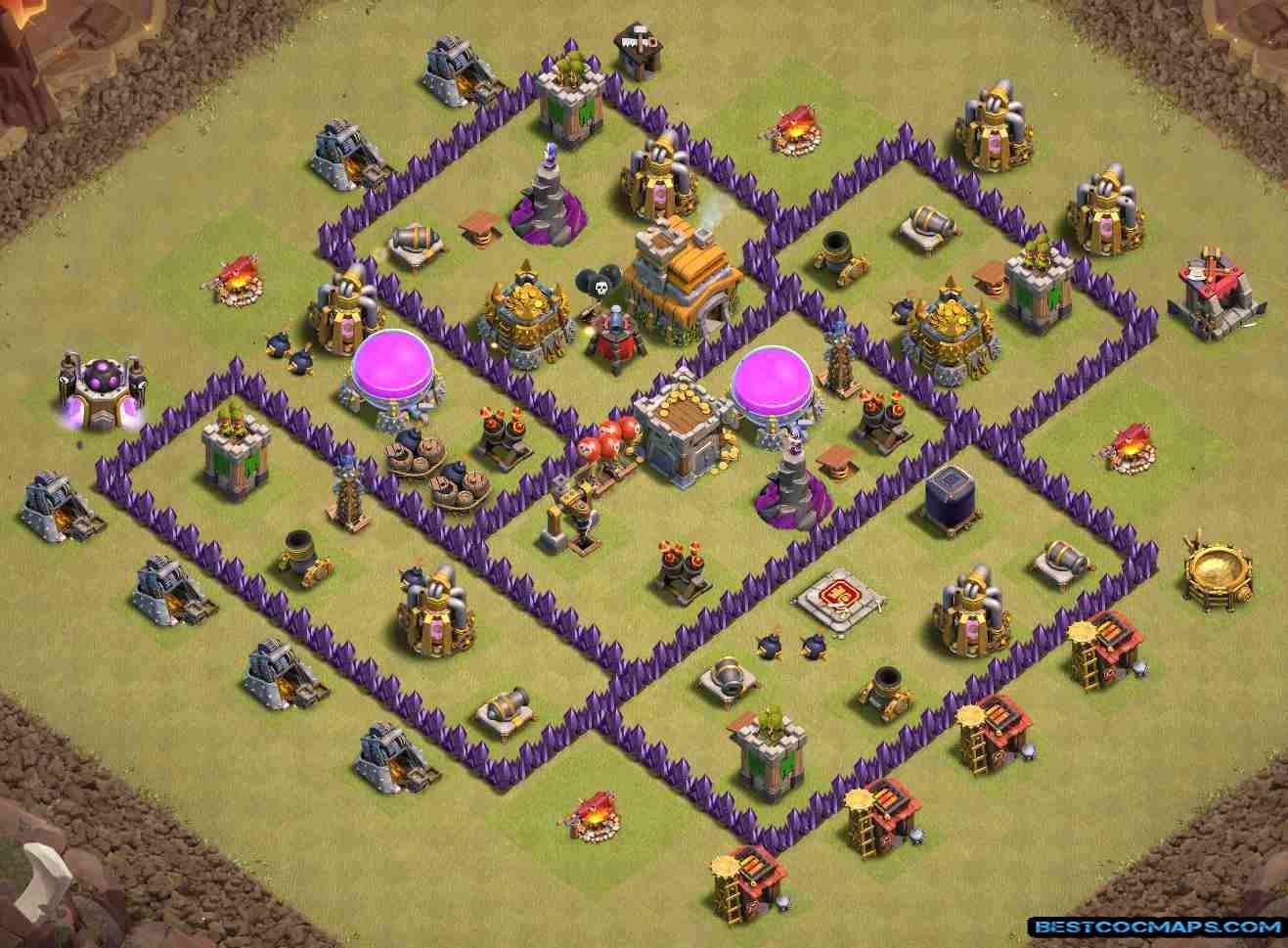 th7 war base link anti everything