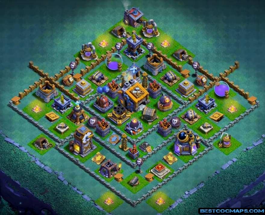 best builder hall 9 base