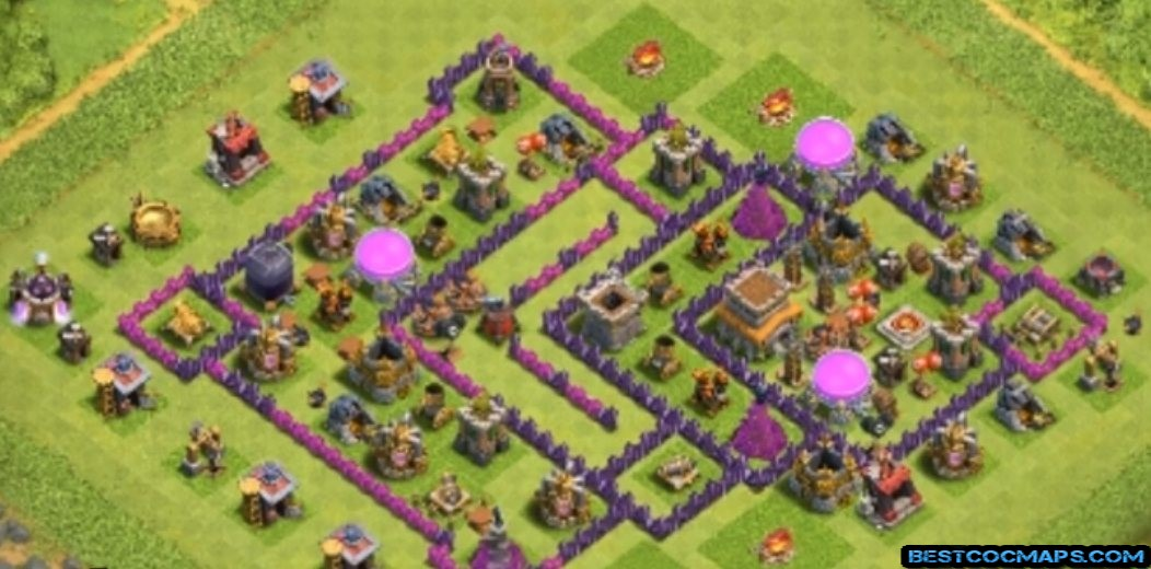 th8 farming bases