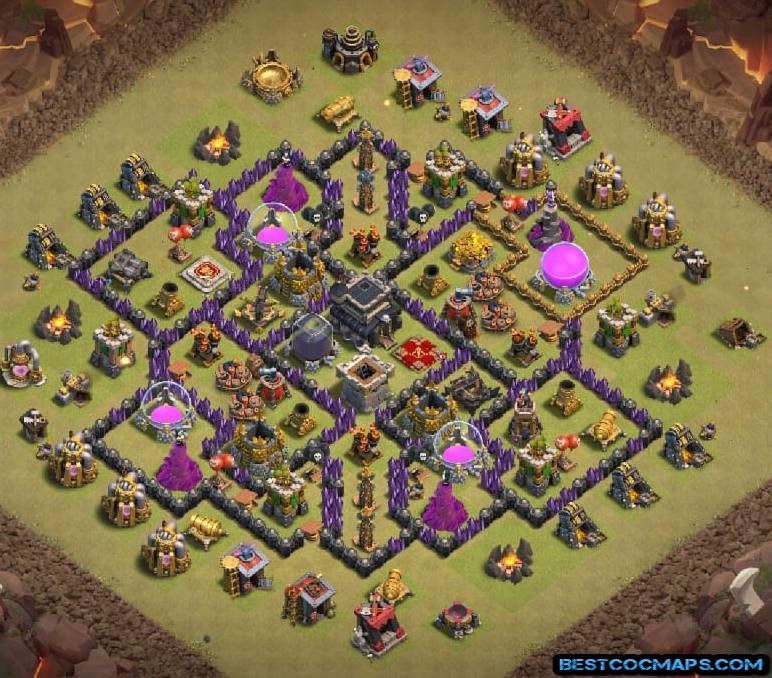 TH9 Trophy Bases Links