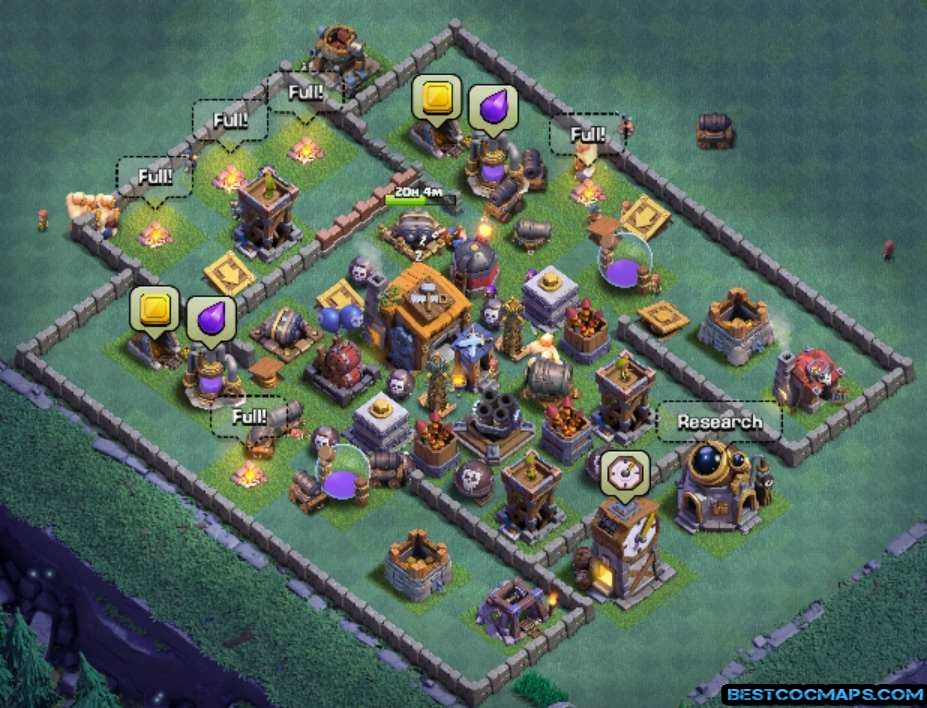 coc bh7 layout link