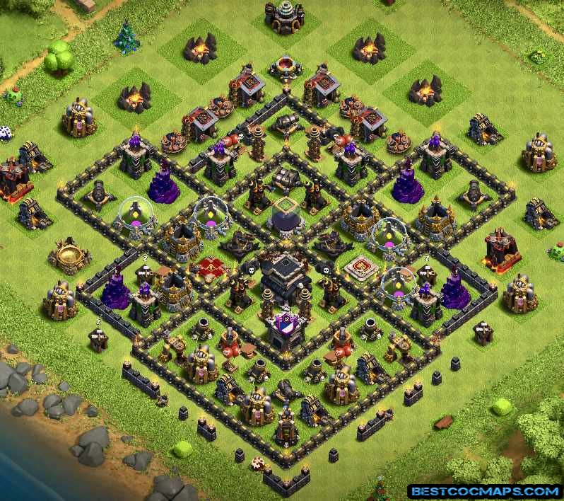 th9 trophy base link anti everything