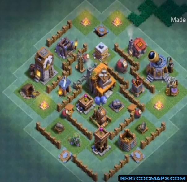 best bh4 design village link