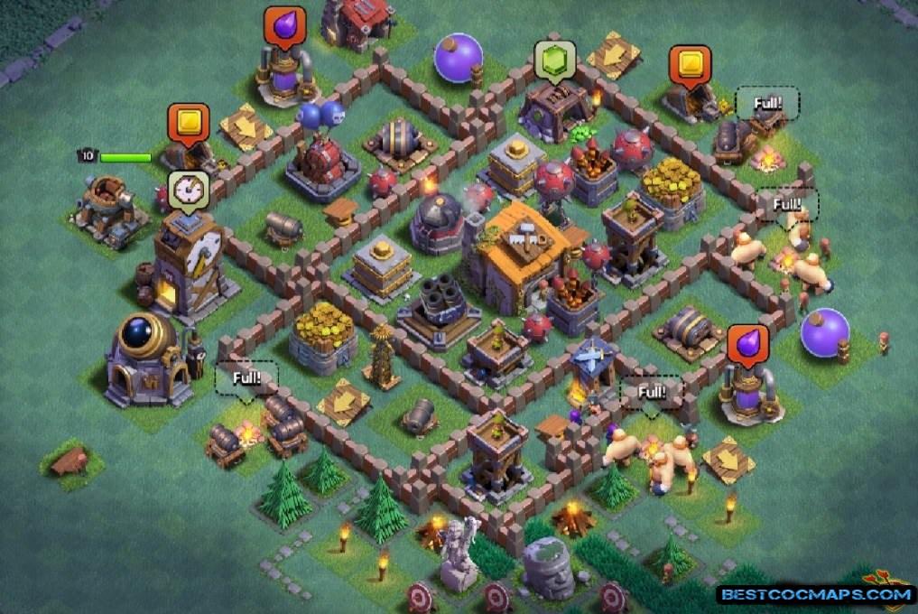 builder hall 6 base layout copy link