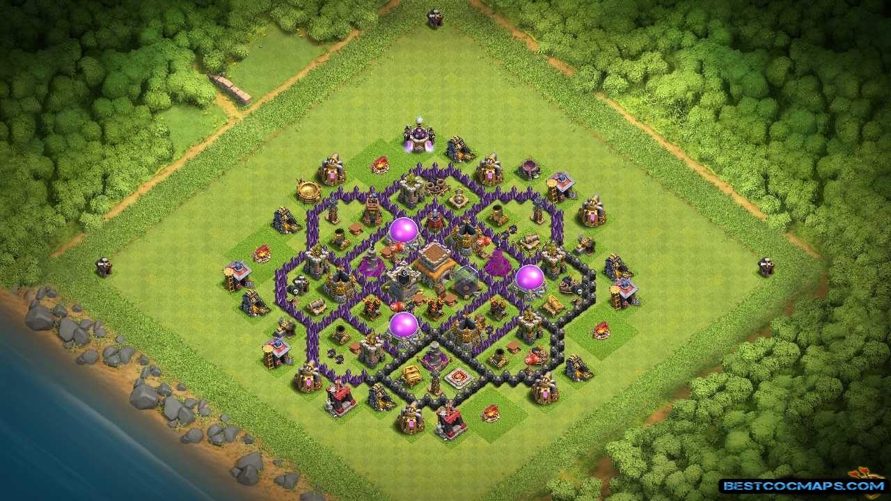 th8 war base anti 3 star