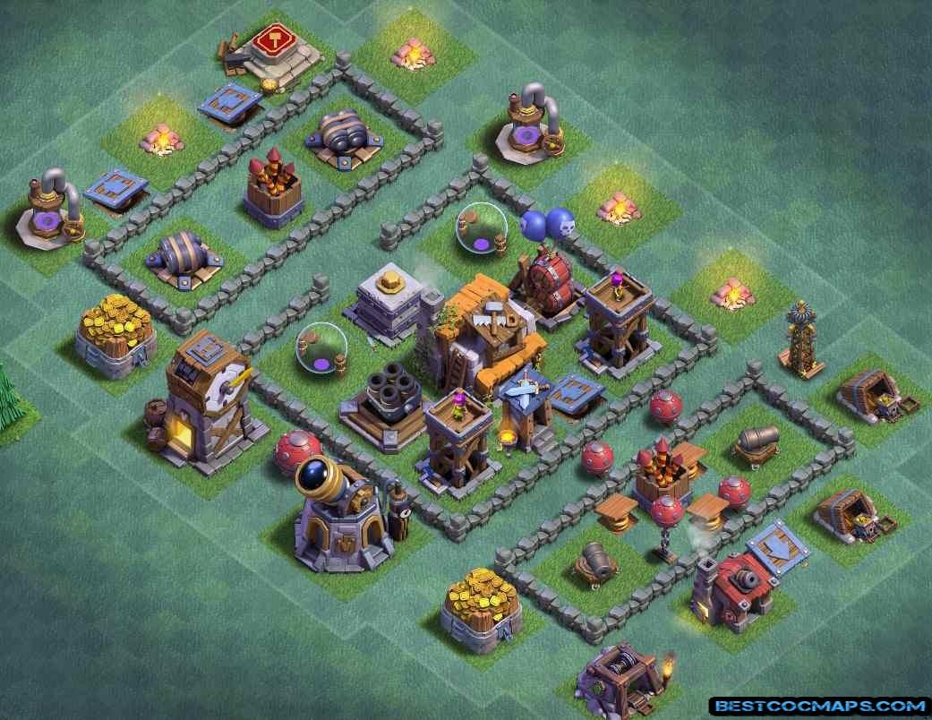best Bh5 bases