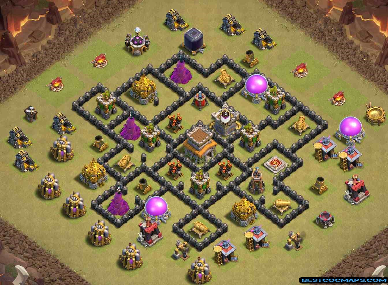 th8 trophy bases