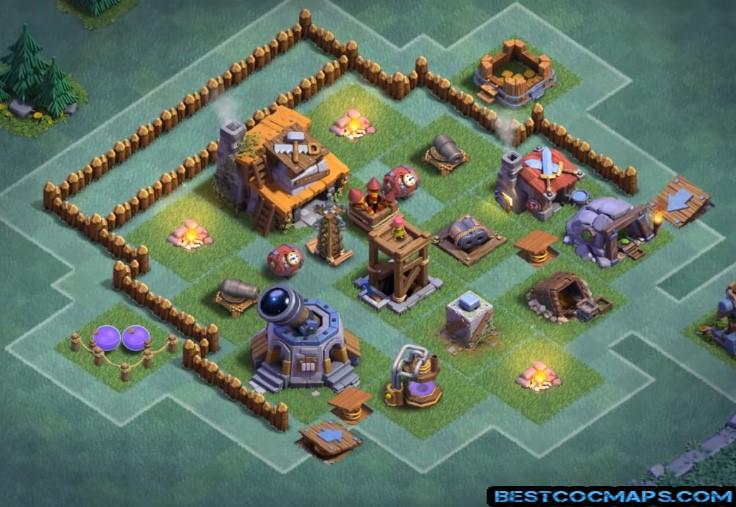 best builder hall 3 base design