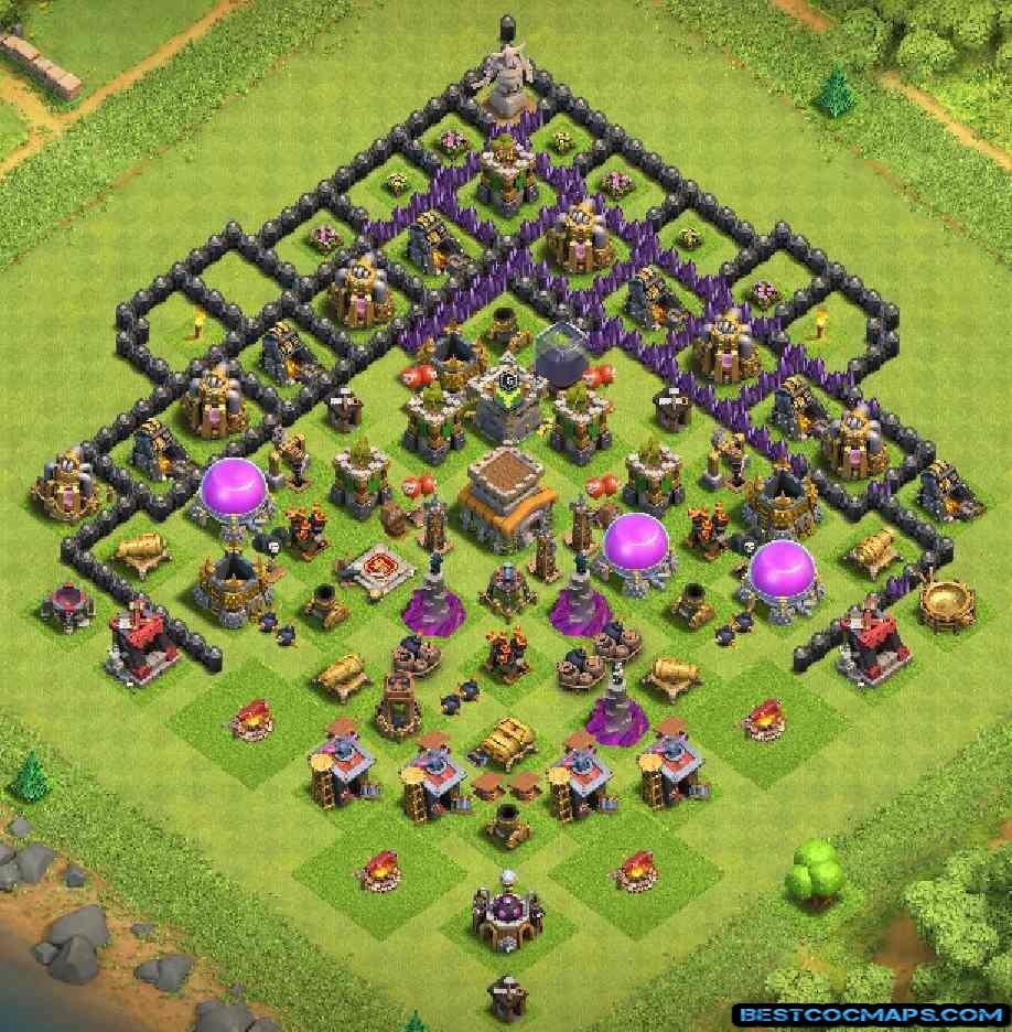 th8 trophy base anti dragon