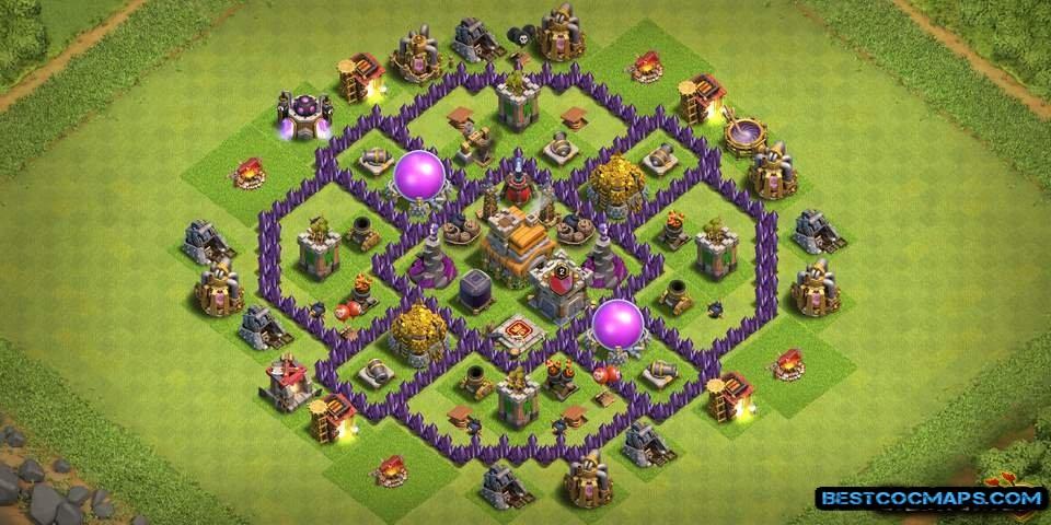 th7 trophy base design