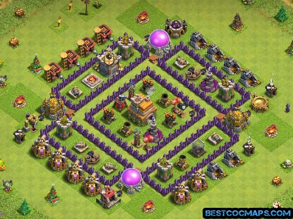 Th7 Trophy Bases
