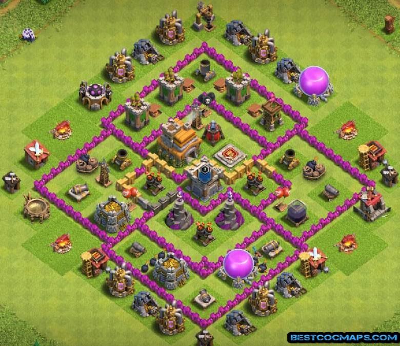 th7 trophy village map link