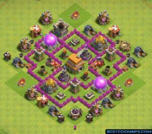best th6 farming bases