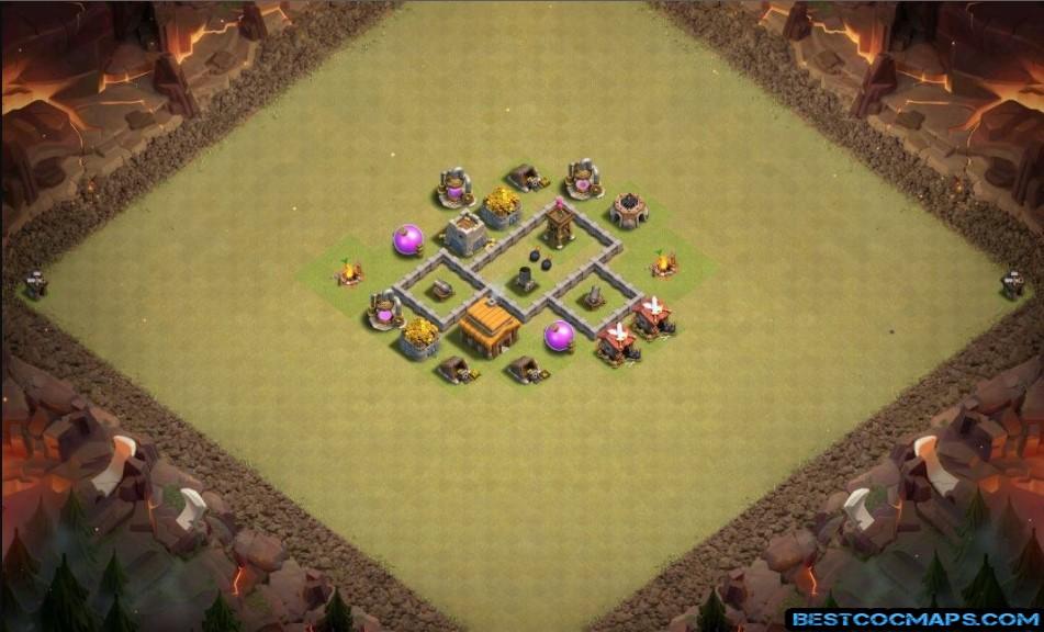 th3 war base map