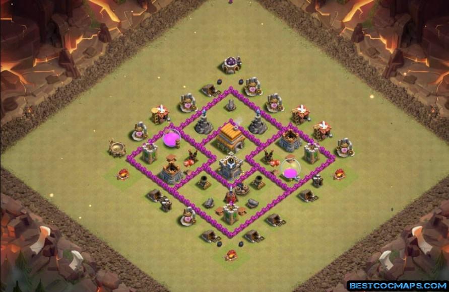 th6 hybrid bases